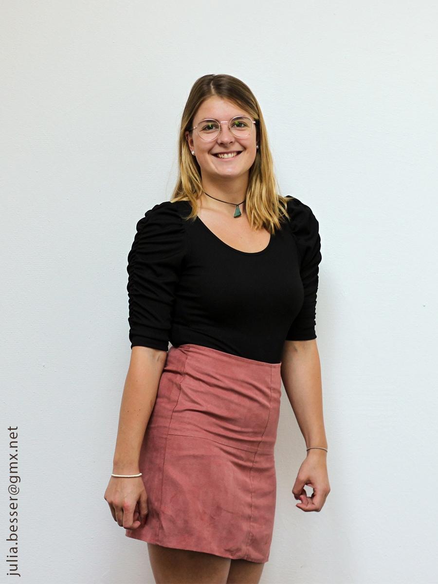 Profilbild von Julia Besser