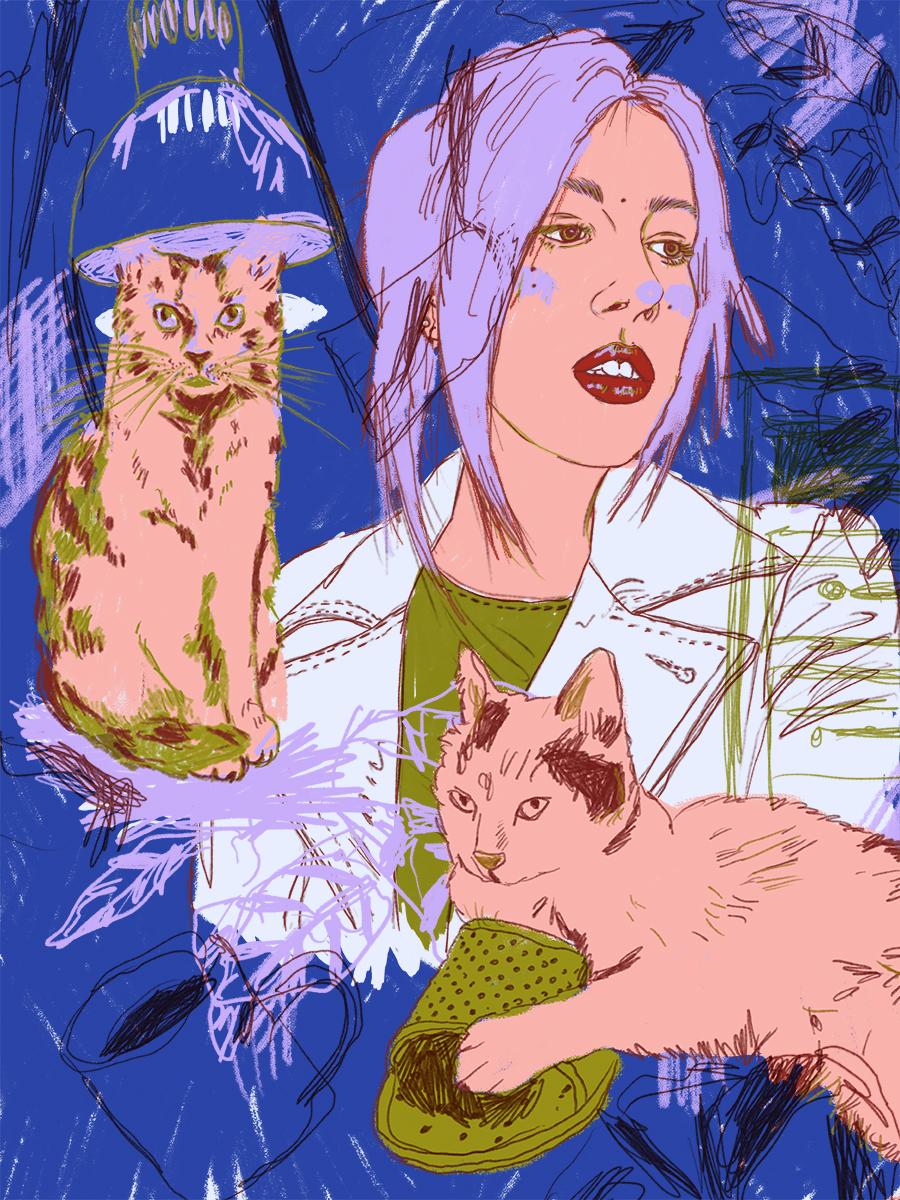 Profilbild von Laura-Estelle Henze