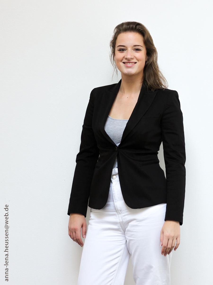 Profilbild von Anna-Lena Heußen