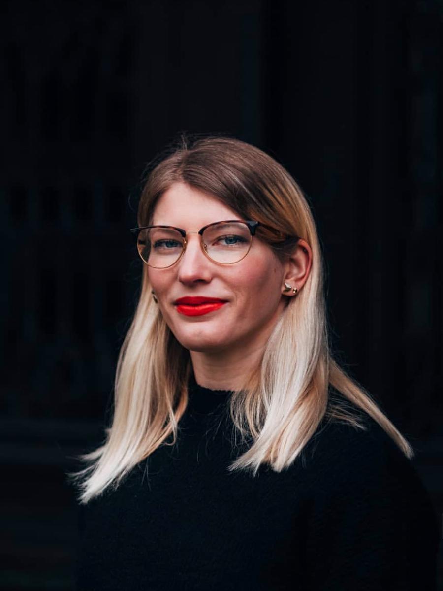 Profilbild von Anika Pehl